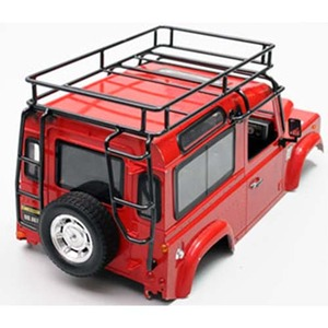 하비몬Adventure Land Rover Defender 90 Roof Rack[상품코드]RC4WD
