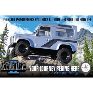 하비몬Gelande II Truck Kit w/Defender D90 Body Set[상품코드]RC4WD