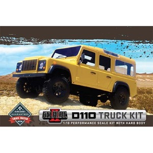 하비몬Gelande II D110 Truck Kit w/Hard Body[상품코드]RC4WD