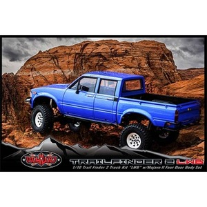 "하비몬Trail Finder 2 Truck Kit ""LWB"" w/ Mojave II Four Door Body Set[상품코드]RC4WD"