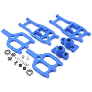 하비몬T/E-Maxx True-Track Rear A-arm Conversion (Blue)[상품코드]RPM
